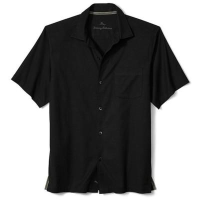 トッミーバハマ メンズ シャツ トップス Big & Tall Catalina Stretch Twill Short-Sleeve Woven Shirt