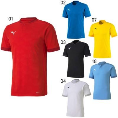 プーマ サッカー ユニフォーム ゲームシャツ TEAMFINAL21 ジャガードシャツ PUMA 704624