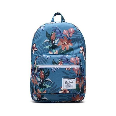 Herschel Supply Co. Pop Quiz Summer Floral Heaven Blue One Size 並行輸入品