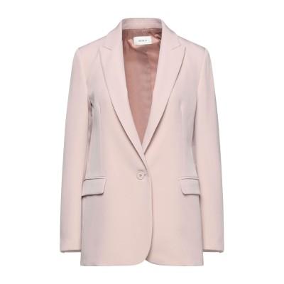 VICOLO テーラードジャケット ライトピンク M ポリエステル 88% / ポリウレタン 12% テーラードジャケット