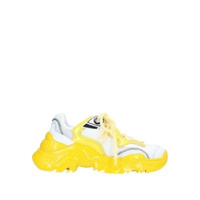 ヌメロ ヴェントゥーノ N°21 スニーカー&テニスシューズ(ローカット) ホワイト 35 革 / 紡績繊維 スニーカー&テニスシューズ(ローカット)
