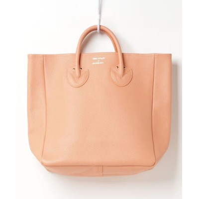 THE FRIDAY / 【YOUNG & OLSEN The DRYGOODS STORE】/EMBOSSED LEATHER TOTE Mサイズ WOMEN バッグ > トートバッグ