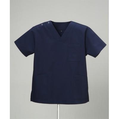 DS-2001 ディーフェイズ 男女兼用スクラブ ナースウェア・白衣・介護ウェア