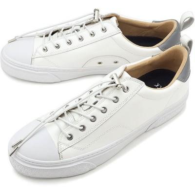 スラック フットウェア SLACK FOOTWEAR クルード GL CLUDE GL メンズ・レディース スニーカー 靴 WHITE WHITE ホワイト系 SL1705-102 SS20