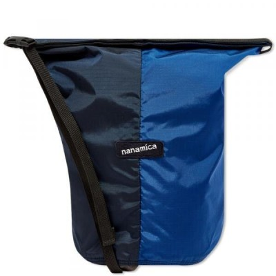 ナナミカ ショルダーバッグ メッセンジャーバッグ メンズNanamica Utility Shoulder BagNavy & Blue