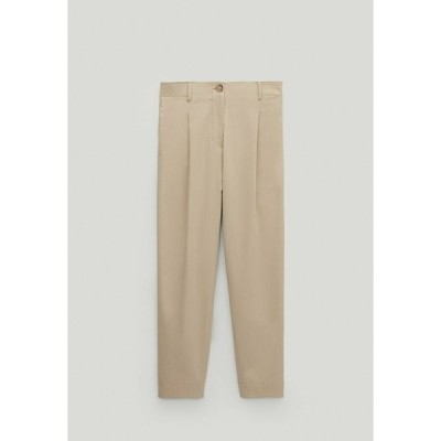 マッシモ ドゥッティ カジュアルパンツ レディース ボトムス Trousers - beige