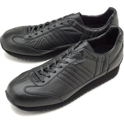 返品送料無料 パトリック PATRICK マラレイン MARARAIN メンズ レディース スニーカー マラソン 日本製 靴 ブラック系 BLK 530711