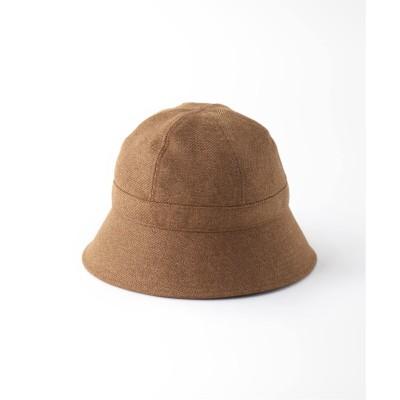 レディース ジャーナルスタンダード レリューム 【La Maison de Lyllis】TEMBEL HAT:ハット◆ ブラウン フリー