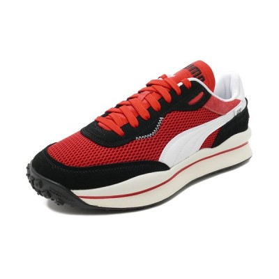 スニーカー プーマ PUMA スタイルライダーストリームオン ハイリスク レッド/ブラック/ホワイト 371527-01 メンズ シューズ 靴 20SU