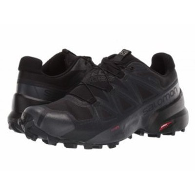 Salomon サロモン メンズ 男性用 シューズ 靴 スニーカー 運動靴 Speedcross 5 GTX Black/Black/Phantom【送料無料】