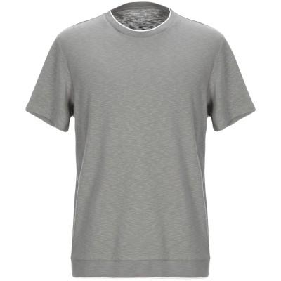 マジェスティック MAJESTIC FILATURES T シャツ ミリタリーグリーン XL コットン 100% T シャツ