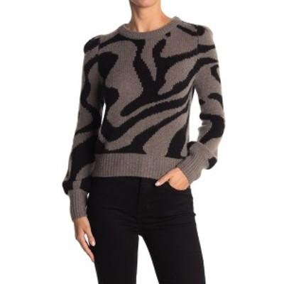 360カシミア レディース ニット&セーター アウター Persia Sweater PORCUPINE/BLACK