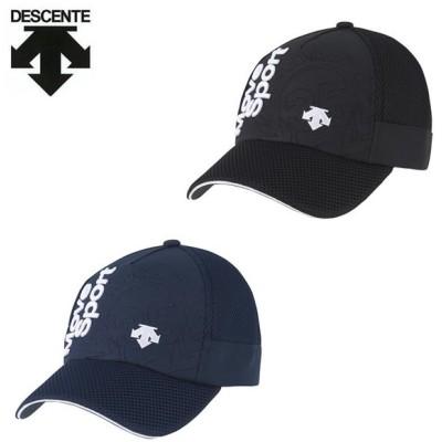デサント 帽子 キャップ メンズ レディース バックメッシュキャップ DMAPJC02 DESCENTE