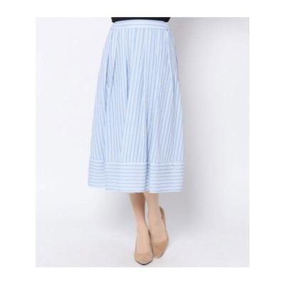 【AULI】ストライプスカート