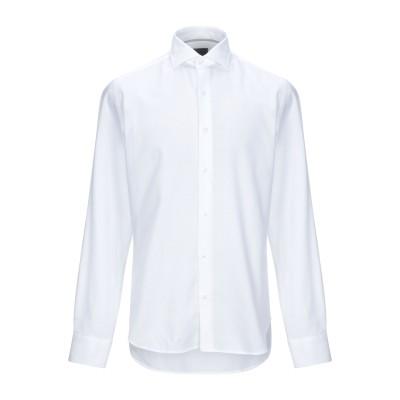 WEBB & SCOTT CO. シャツ ホワイト 40 コットン 100% シャツ