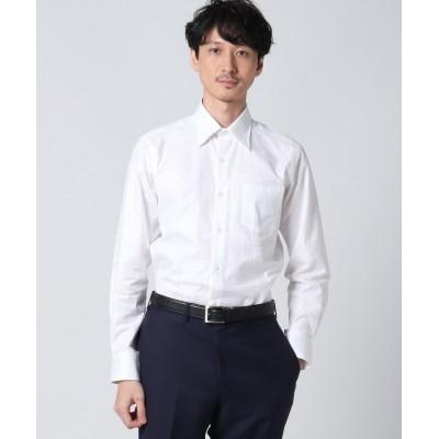 TAKEO KIKUCHI(タケオキクチ) シャドーチェックシャツ