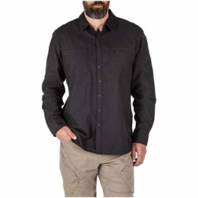 5.11タクティカル 5.11 メンズ シャツ トップス Hawthorn LS Shirt Volcanic
