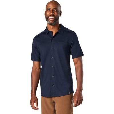 スマートウール メンズ シャツ トップス Merino Sport 150 Short-Sleeve Button-Up Shirt