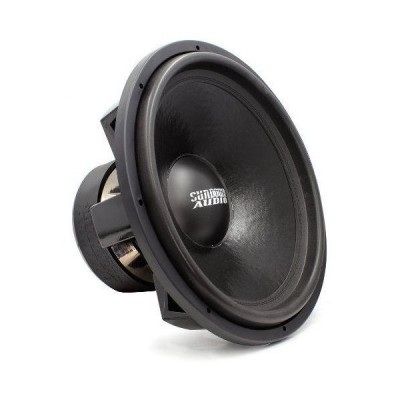 Z-18 V.3 D2 - Sundown Audio 18インチ 1500W RMS Dual 2-Ohm Z3 シリーズ サブウーファー