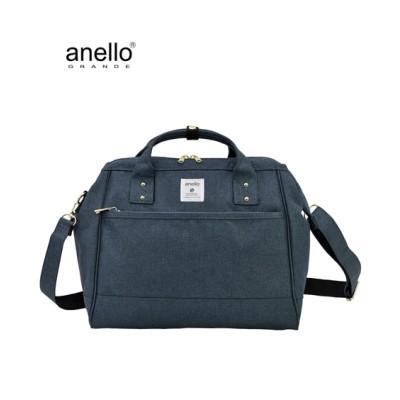 anelloGRANDE(アネログランデ)杢調口金2WAYショルダーバッグ(A4対応) ショルダーバッグ・斜め掛けバッグ, Bags