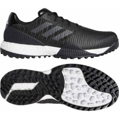 アディダス メンズ スニーカー シューズ adidas Men's CODECHAOS Sport Golf Shoes Black/Grey