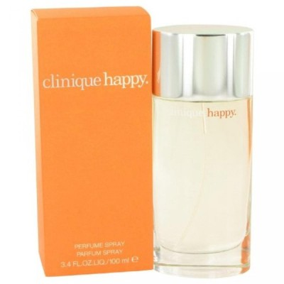クリニーク ハッピー  Happy by Clinique Eau De Parfum Spray 3.4 oz For Women 100ml送料無料