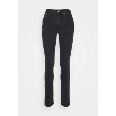 ウォンハンドレッド レディース デニムパンツ ボトムス PATTI  - Jeans Skinny Fit - charcoal charcoal