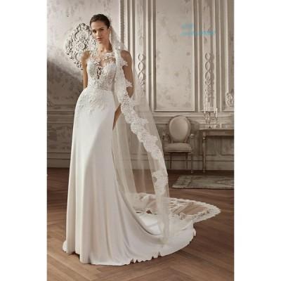 ウェディングドレス マーメイドドレス ウエディングドレス 安い 花嫁 ロングドレス 結婚式 二次会 ブライダル バックレス セクシー 披露宴 レトロドレス