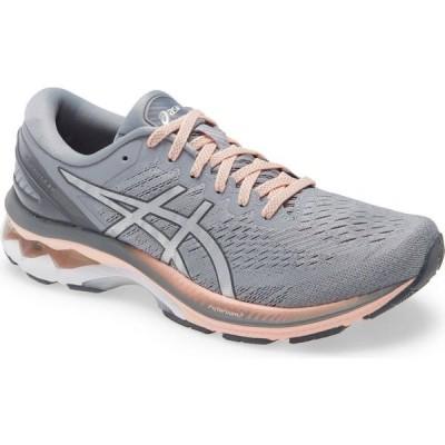 アシックス ASICS レディース ランニング・ウォーキング シューズ・靴 GEL-Kayano 27 Running Shoe Sheet Rock/Pure Silver