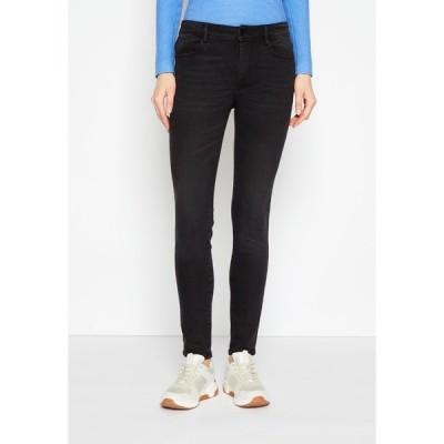 トムテイラー デニムパンツ レディース ボトムス KATE - Jeans Skinny Fit - black denim