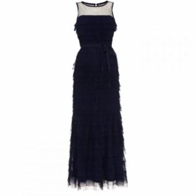 フェイズ エイト Phase Eight レディース ワンピース ワンピース・ドレス Fleur Tired Tulle Dress Sapphire