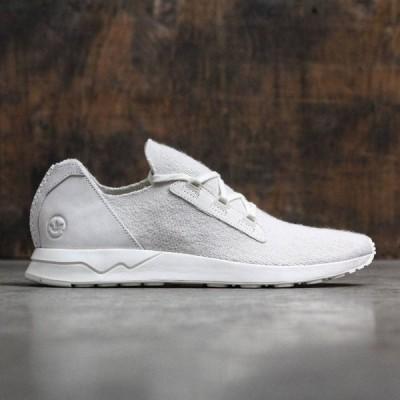 アディダス Adidas メンズ スニーカー シューズ・靴 Consortium x Wings And Horns ZX Flux Primeknit white/off white