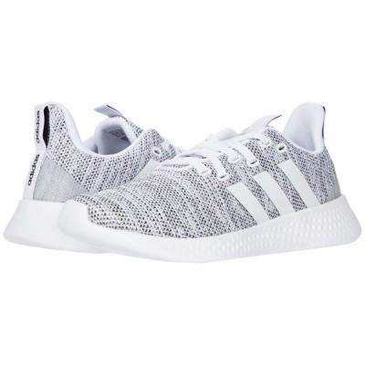 アディダス スニーカー シューズ レディース Puremotion Footwear White/Footwear White/Core Black