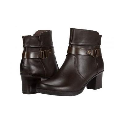 Earth Origins レディース 女性用 シューズ 靴 ブーツ アンクル ショートブーツ Wheaton Whitley - Bark