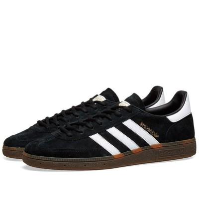 アディダス Adidas Spezial メンズ スニーカー シューズ・靴 adidas handball spzl Core Black/White/Gum