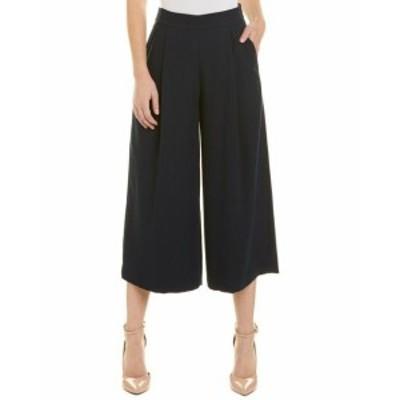Diane von Furstenberg ダイアンフォンファステンバーグ ファッション パンツ Diane Von Furstenberg Holly Culotte Pant 8 Blue
