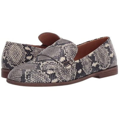 Madewell Annie Loafer レディース ローファー Stone Multi Snake