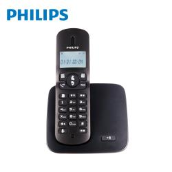 【Philips 飛利浦】2.4GHz 數位無線電話(DCTG1861B/96)