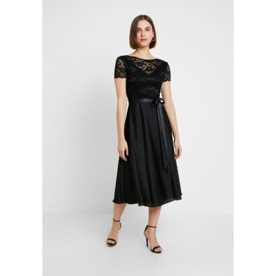 スウィング ワンピース レディース トップス Cocktail dress / Party dress - schwarz