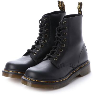 ドクターマーチン Dr.Martens 1460 8ホール ブーツ パスカル ワナマ (PASCAL WANAMA 8HOLE BOOTS)24991001 (BLACK)