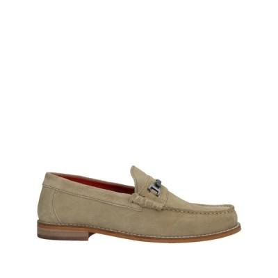 ベース ロンドン BASE London メンズ ローファー シューズ・靴 loafers Beige