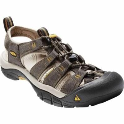 キーン KEEN メンズ サンダル シューズ・靴 Keen Newport H2 Sandal Raven/Aluminum