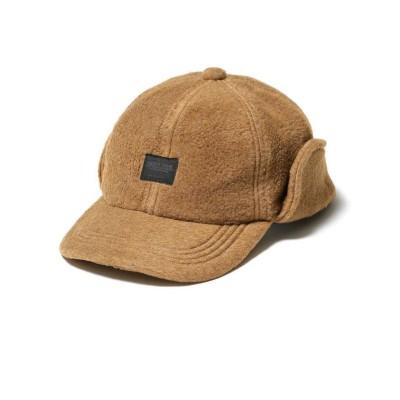 (nano・universe/ナノユニバース)WONDER FLEECE CAP/メンズ ベージュ