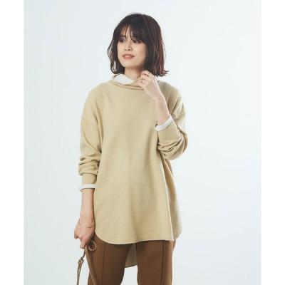 tシャツ Tシャツ 【WEB&一部店舗限定】リバーシブルタートルプルオーバー