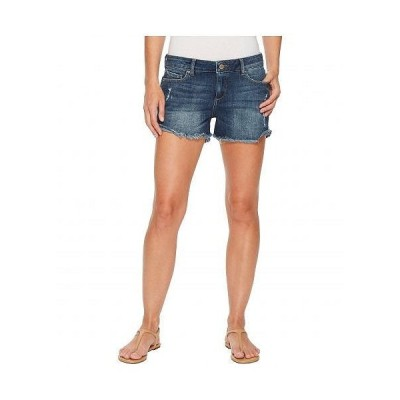 DL1961 ディーエル1961 レディース 女性用 ファッション ショートパンツ 短パン Karlie Boyfriend Shorts in Bluegrass - Bluegrass