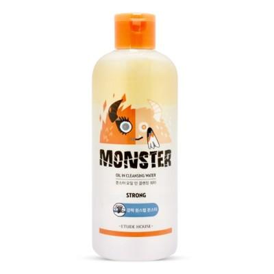 [エチュードハウス] モンスター オイルイン クレンジングウォーター300ml / monster oil in cleansing water ETUDE