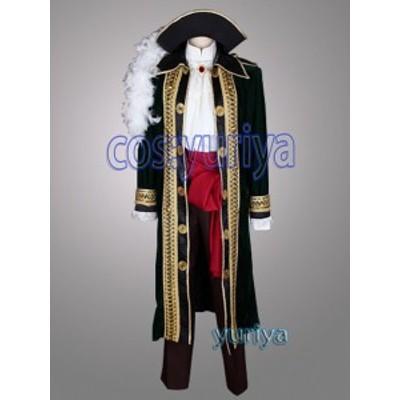 APHヘタリア Axis powers 継承戦争 スペインの海賊 コスプレ衣装