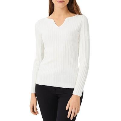 ホッブスロンドン レディース ニット・セーター アウター Vanessa Ribbed Sweater