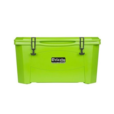 Grizzly 60 Cooler, Lime, G60, 60 QT 並行輸入品