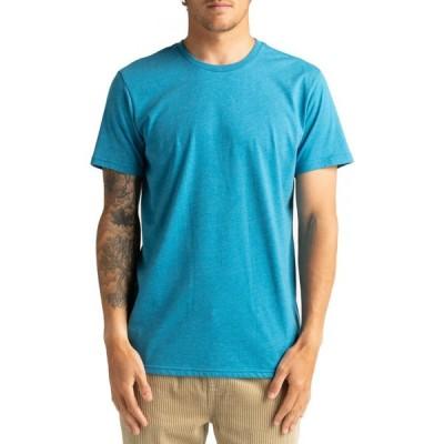 ビラボン Billabong メンズ Tシャツ トップス All Day Crew Short Sleeve T-Shirt Bay/Blue